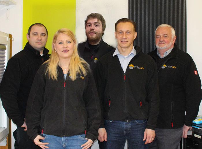 Das Team von KISO.biz.